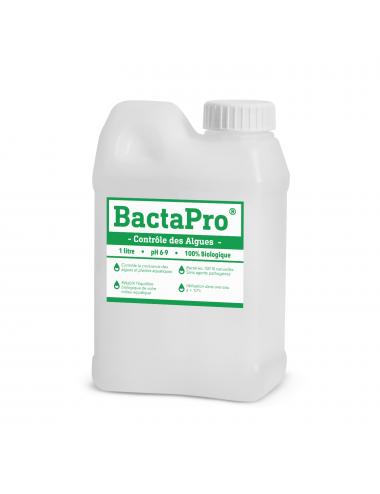 Contrôle des algues- BactaPro