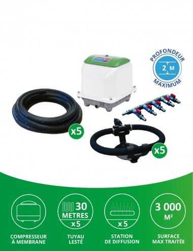 Système d'aération ZEFAIR 5