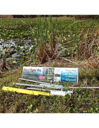 Weed Razer® Pro - coupe plantes aquatiques réglable