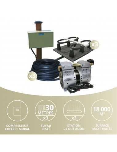 Système d'aération Robust-Aire RAE3-PM