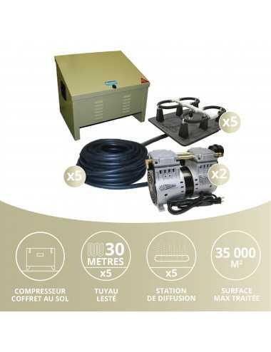 Système d'aération Robust-Aire RAE5
