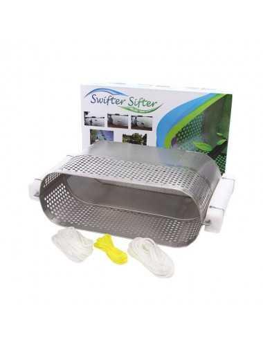 Collecteur d'algues, lentilles et autres déchets organiques - Swifter Sifter®