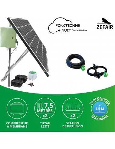 Système d'aération Zefair-2S