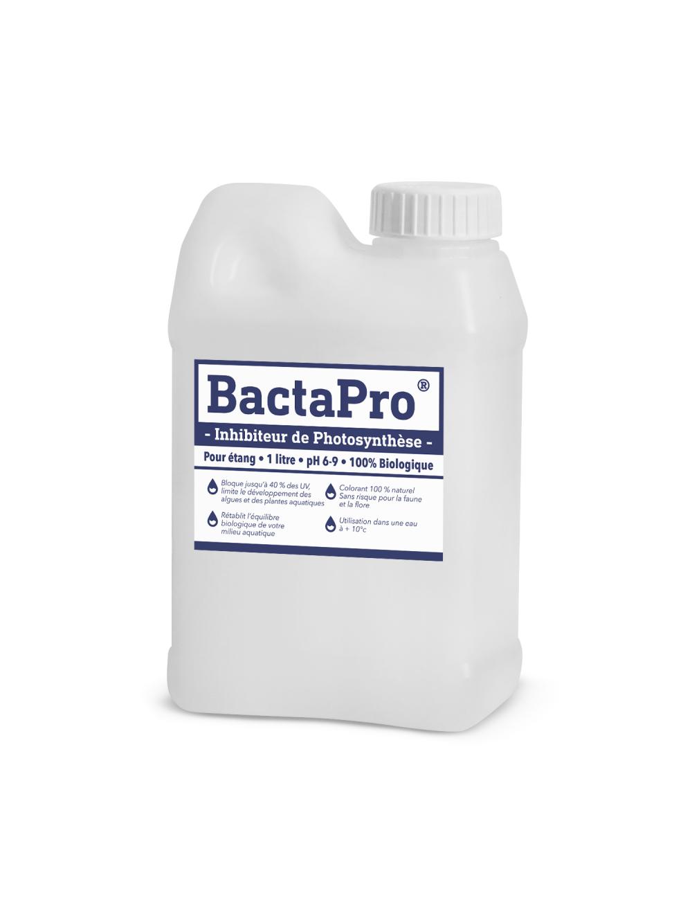Inhibiteur de photosynthèse BactaPro®